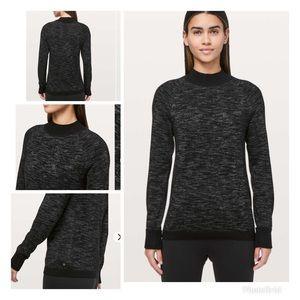 Lululemon Soft Shine Sweater size 4 new!